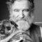 Robin Williams e Leonard, il suo amato carlino