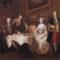 William Hogarth, l'amante di carlini celato dietro l'artista