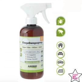 SPRAY AMBIENTE - Protezione immediata da pulci, acari, pidocchi e parassiti