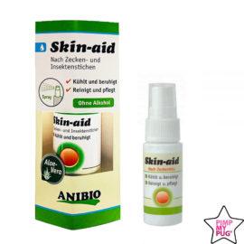 anibio skin aid post puntura insetti